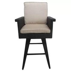 Discover the top wicker bar stools and furniture for your home. You can find beautiful bar stools to complete your wicker patio furniture bar set. Wicker Bar Stools, Patio Bar Stools, Cool Bar Stools, Bar Stools With Backs, Short Bar Stools, Outdoor Tiki Bar, Wicker Patio Furniture Sets, Tiki Bar Decor, Indoor Bar