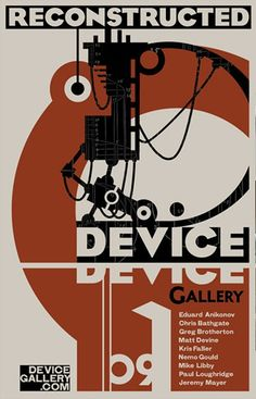 Reconstructed volume 2 from Device Gallery - compendium of incredible reconstructed art pieces