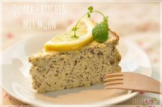 SHELIKES – Food & Lifestyle - Quark-Mohn Kuchen
