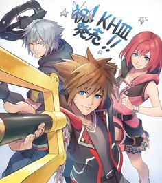 209 Best Kingdom Hearts images in 2019 | Final fantasy