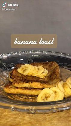 Healthy Desayunos, Healthy Sweets, Healthy Breakfast Recipes, Healthy Baking, Tasty Videos, Food Videos, Easy Baking Recipes, Dessert Recipes, Yummy Food