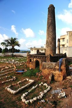 Cemetery . Malindi, Kenya