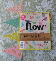 Niche magazines: Flow Magazine for paper lovers |