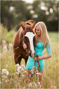 senior pictures with horses - Google Search