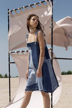 Make a Rebellious Impact with The Golub Upcycled Denim Project