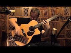 ▶ Trevor Gordon Hall - Pine Trees and Power Lines - (Guitar + Kalimba) - YouTube