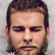 I like my men like I like my flowers.