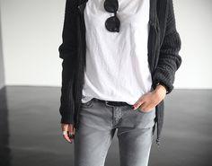 gray casual