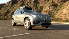 Self-driving Ubers are now picking people up in Arizona Uber pinned hopes on runningits self-driving fleet in San Francisco but motored off to Arizona two months ago when that plan ran up against some localred tape. Now just as Uber is dealing with an explosive report of sexual harassmentwithin its engineering team the company has officially rolled out its self-driving cars in the Grand Canyon state.  Starting today those in Tempe Arizona can order up one of Ubers self-driving Volvo XC90…