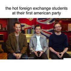 I still think Tom Hiddleston is still the hottest....