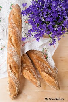 My Own Bakery:Baguettes!