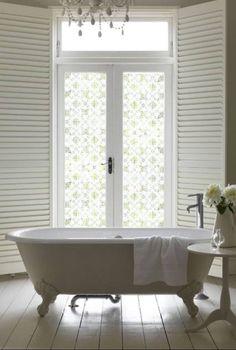 Designer Window Film Tint World Decor Bathroom Privacy Windows