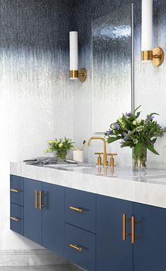 Bathroom Renos, Master Bathroom, Bathroom Ideas, Master Shower, Tile Accent Wall, Artistic Tile, Minimalist Interior, Bathroom Interior Design, Bathroom Inspiration