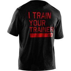 Under Armour® Men's Trainer T-shirt