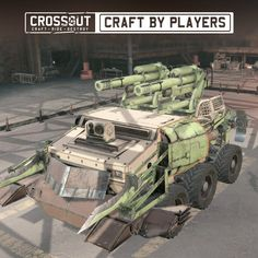 21 Best Crossout images in 2017   Monster trucks, Vehicles