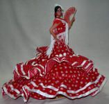 Spanish Dolls, Flamenco Dolls, Unique Gifts, Dolls from Spain