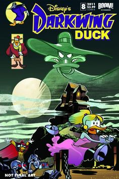 Darkwing Duck :)