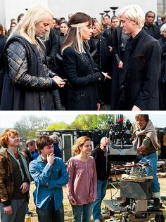 Harry potter - behind the scenes harry potter actors, harry james Arte Do Harry Potter, Theme Harry Potter, Harry James Potter, Harry Potter Pictures, Harry Potter Hermione, Harry Potter Characters, Harry Potter Universal, Harry Potter Fandom, Harry Potter World