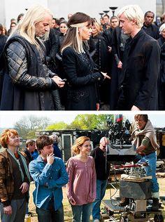 Lol! Rupert's still got the sling!😂