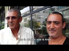 Jews and Arabs in Jaffa: Would you do a Sulha? - YouTube