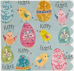 Pretty Easter illustration