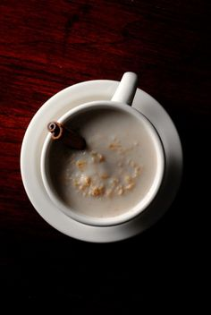 Avena, Atole de Avena,Mexican Oatmeal - So simple yet so good!  Brings back childhood memories.