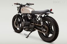 1981 Honda CB400 Custom by Classified Moto | Gear X Head