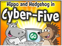 Cyber Safety - Online Safety & Digital Citizenship from K to 6 Computer Lessons, Technology Lessons, Teaching Technology, Educational Technology, Computer Lab, Technology 2017, Computer Teacher, Technology Integration, Computer Science