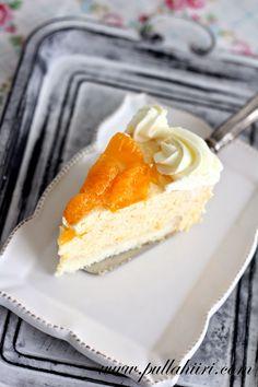 Pullahiiren leivontanurkka on leivontablogi, josta löydät herkulliset reseptit kakkujen, keksien ja muiden leivonnaisten leivontaan ja koristeluun. Sauerkraut, Vanilla Cake, Tiramisu, Feta, Cheesecake, Baking, Desserts, Ginger Beard, Tailgate Desserts