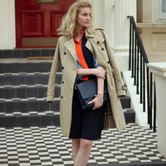 Incredible Fall Outfit Ideas to Try Now ---  Street Style Tan Coat