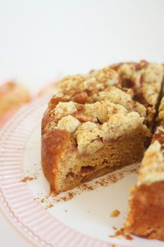 Simppeli omena-kaurakakku - Lunni leipoo My Cookbook, Nutella, Oreo, Banana Bread, Delicious Desserts, Food And Drink, Sweets, Baking, Apples