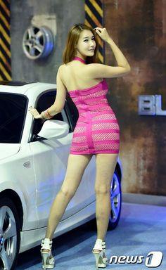이효영李孝榮Lee Hyo Young◕‿◕✿SEOUL AUTO SALON 2014 | ajax0616