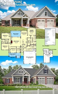 Architectural Designs Acadian House Plan Html on