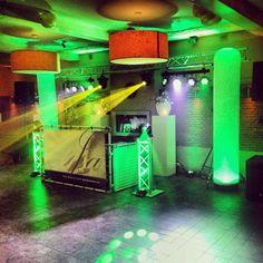 Bruiloft drive in show XL in Auberge du Bonheur voor ruim 120 gasten.
