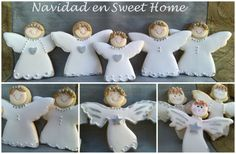 Angelitos de Sweet Home