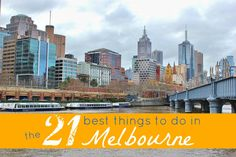 Melbourne has broad appeal! If you are looking to truly experience the city, check out our list of the 21 best things to do in Melbourne, Australia.