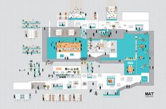 Beaver Workshop Office Space,Diagram