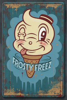 Showcase of Character Illustrations Inspired by 1930s Cartoons