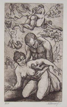 marcel chirnoaga - Google Search Max Ernst, Satyr, Erotic Photography, Pulp Fiction, Erotic Art, Art Pictures, Art Inspo, Mythology, Devil