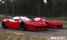 lb-works-ferrari-458-03 - Supercharged