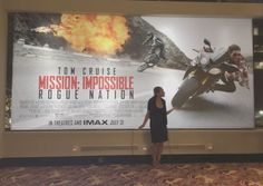 Love stunts and action sequences? #MissionImpossible does not disappoint! #Mompossible #spon @MissionImpossible