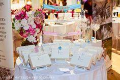 Wedding Fair Display #kelithompson #garters #belts #bride #wedding
