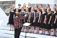 Tenerife was a superb destination for one of our UK choirs' music tour. Music Tours, Choirs, Bridesmaid Dresses, Wedding Dresses, Tenerife, Ballet Skirt, Concert, School, Fashion