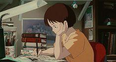 Tagged with movies, studio ghibli, whisper of the heart, stills, studio ghibli stills; Studio Ghibli Stills - Whisper of the Heart - Art Studio Ghibli, Studio Ghibli Movies, Totoro, Old Anime, Anime Manga, Anime Art, Personajes Studio Ghibli, Casa Anime, Arte Do Kawaii