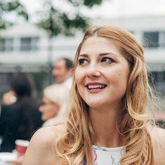 #portrait #nikoleta #neleilic #wedding #badragaz #schweiz #outdoor #lightroom #smile #blonde #happy