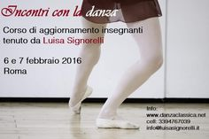 corso Corso danza per insegnanti Euro 200