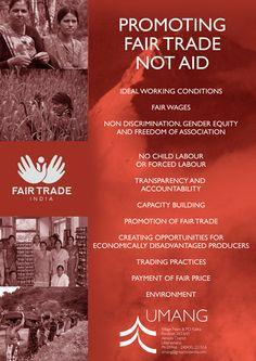 Umang/ Fair Trade India by Rodali Dutta, via Behance