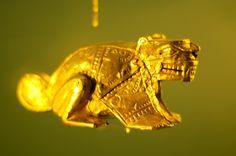 Oro pre.-hispanico de Colombia