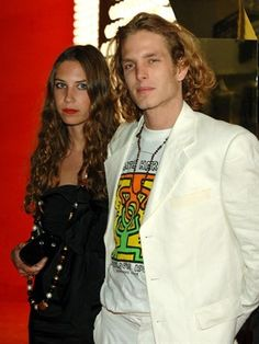 HRH, Princess Caroline announced that her son, Andrea Casiraghi, will marry his long time girlfriend Tatiana Santo Domingo in 2013.  Another princely wedding for Monaco.
