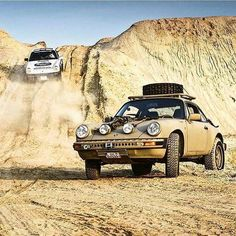 Porsche 911 Turbo Off-Road